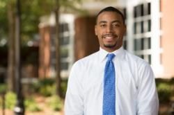 Picture of Admissions Counselor, Quincy Goodine
