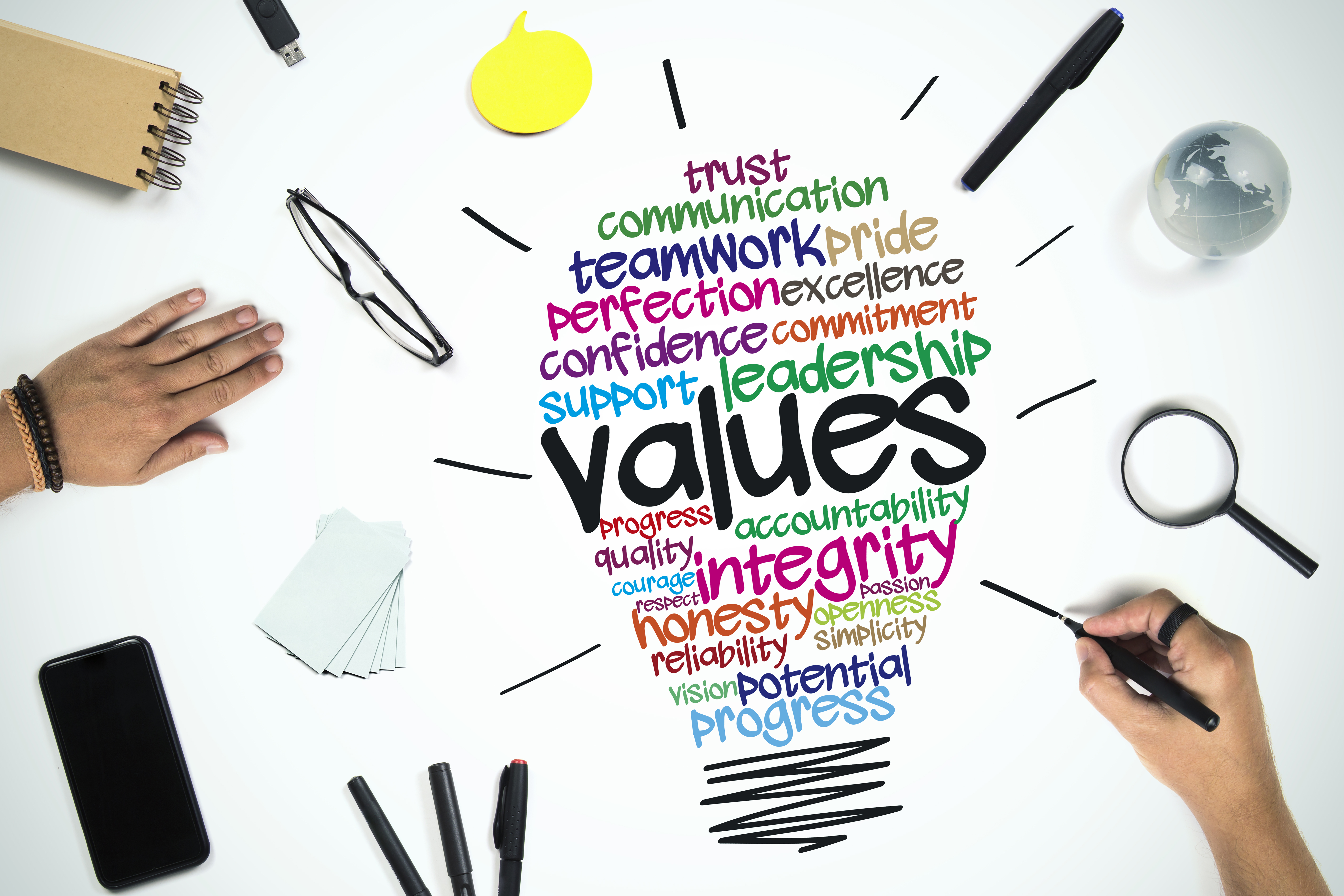 core values and why do they matter in my career