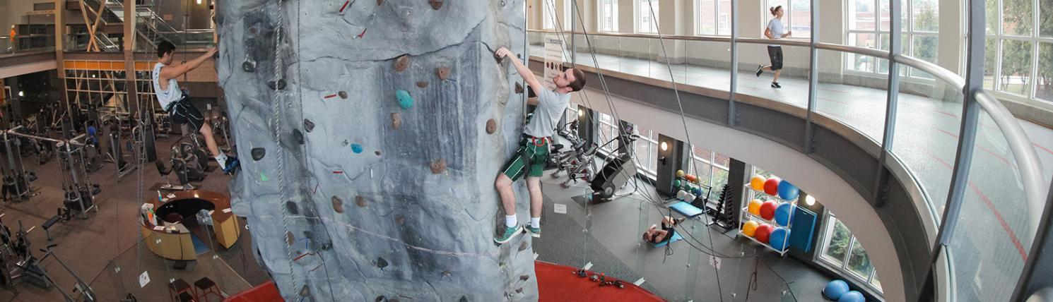 whatever your wellness needs youu0027ll find it here stop in to work out at the health u0026 fitness center jog on the track climb the rock wall or take a group