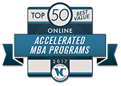 Top 50 Best Value Online Fast MBA 2017