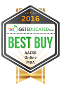 AACSB Online MBA Best Buy
