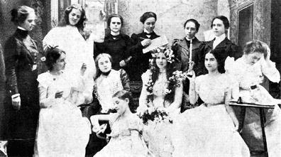 Founders of the Zeta Tau Alpha