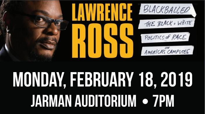 Lawrence Ross, Racism Historian