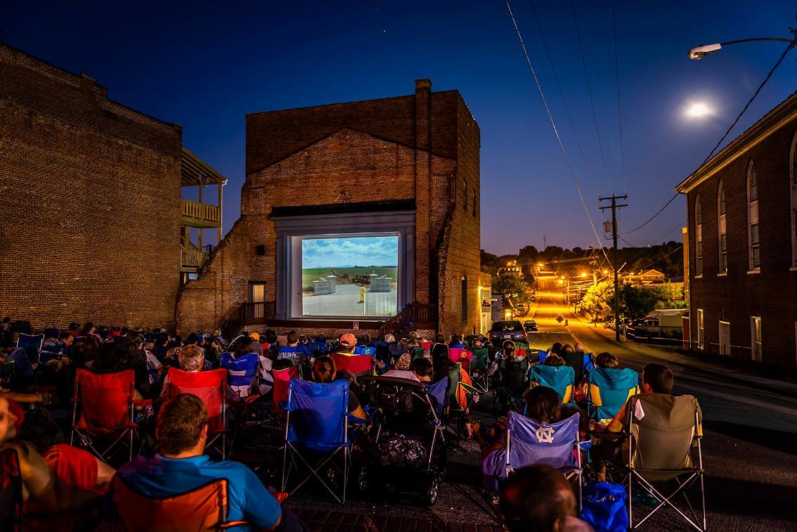 Stars Under the Stars Summer Film Series
