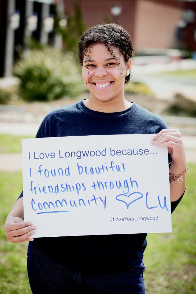 Love Your Longwood Day