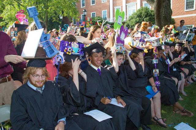 Students capped during Convocation