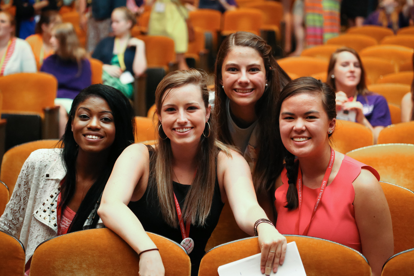 Girls State is an opportunity to learn about one's self and others.