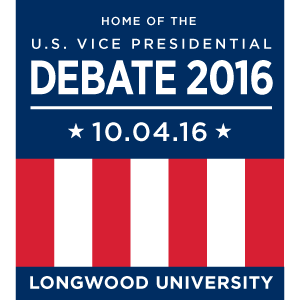 Longwood Debate Badge