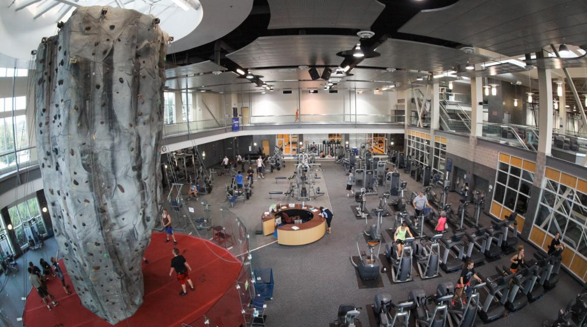 Longwood University Health and Fitness Center