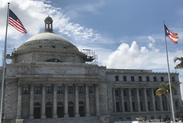 Building in Puerto Rico