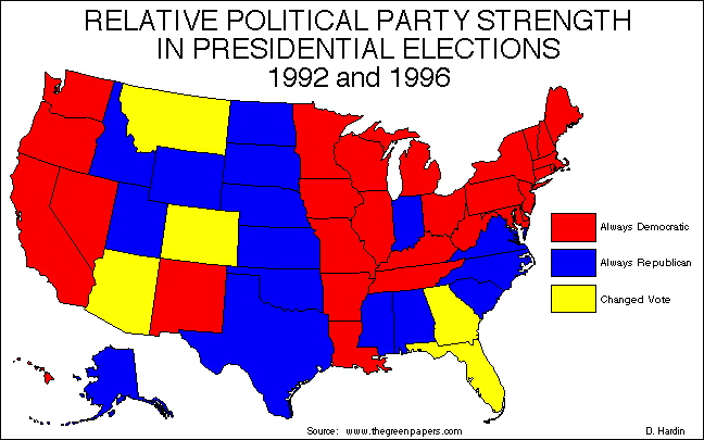 an overview of the 2000 us presidential elections